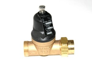 Apollo Conbraco 36ELF Series 1-1/2 in. 75# 400 psig Bronze Double Union Solder Pressure Reducing Valve A36ELF01S