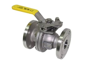 Apollo Conbraco 87A-200 Series 2 in. CF8M Stainless Steel Full Port Flanged 150# Ball Valve A87A2082477