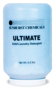 Sunburst Chemicals Ultimate 6-1/2 lb. Laundry Detergent (Case of 2) S7860S2