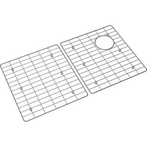 Elkay Crosstown® 16 x 28-1/2 in. Grid in Stainless Steel EGFOBG3017RSS