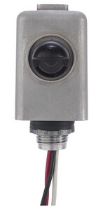 Intermatic 208/277V Metal Stem Mount Thermal Photocontrol IK4423M