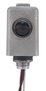 Intermatic 120V Metal Stem Mount Thermal Photocontrol IK4421M