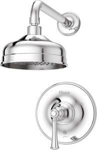 Pfister Tisbury™ Shower Trim with Single Lever Handle in Polished Chrome PLG897TB