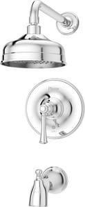 Pfister Tisbury™ Single Handle Single Function Bathtub & Shower Faucet in Polished Chrome Trim Only PLG898TB