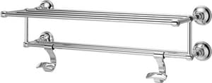 Pfister Tisbury™ 24 in. Towel Rack with Hooks PBTRTB2