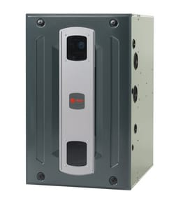Trane S9X2 17-1/2 in. 95% AFUE 4 Ton Two-Stage Upflow and Horizontal 3/4 hp Natural or Propane Furnace TS9X2BU4PSAA