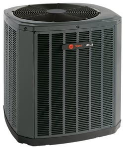 Trane 4TTR3 XR13 5 Ton 13 SEER 1/5 hp Single-Stage R-410A Split-System Air Conditioner T4TTR3060D1000N