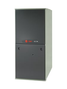 Trane TDH1 XR95 24-1/2 in. 110000 BTU 95% AFUE 5 Ton Single-Stage Downflow and Horizontal Right 3/4 hp Natural or Propane Furnace TTDH1D110A9601C