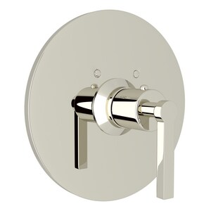 ROHL® Viaggio Trim Only for Concealed Thermostatic Valve in Polished Nickel RA4214LMPN
