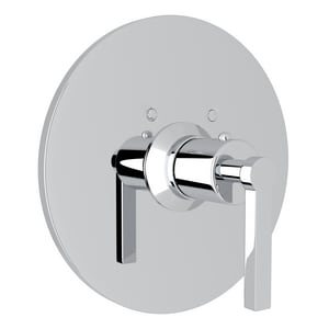 ROHL® Italian Country Bath Trim Only for Concealed Thermostatic Valve in Polished Chrome RA4214LMAPC