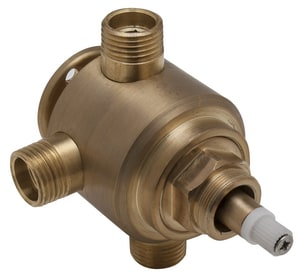 ROHL® Perrin & Rowe® 1/2 in. NPT Thermostatic Valve RU5542NVO