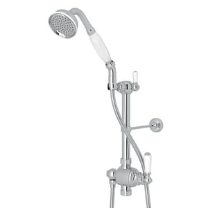 ROHL® Perrin & Rowe® Hand Shower in Polished Chrome RU5373NAPC