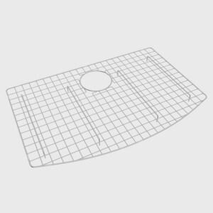 ROHL® Shaws Wire Kitchen Sink Grid in Stainless Steel RWSG3021SS