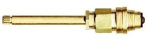 BrassCraft 1-87/100 in. Hot/Cold Tub and Shower Stem for Gerber BST3969
