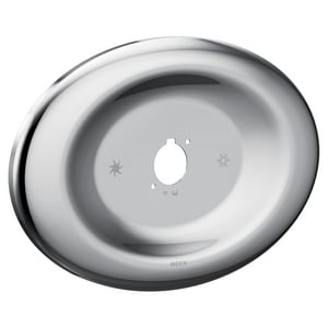 Moen Remodel Cover Plate in Polished Chrome M178755