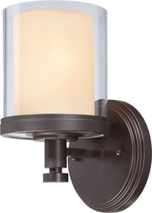 Decker SUBR 1 100 Watts Medium Incandescent Bath Light N604541
