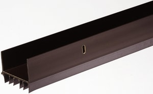 Thermwell Products Frost King 36 in. Slide-On-Door Bottom in Brown TB7936H