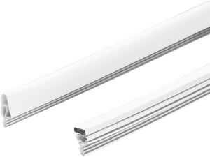 Thermwell Products Frost King 82 in. Magnetic Door Seal in White TMDS17HA