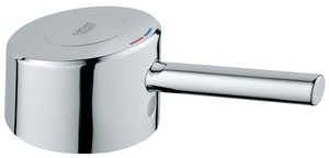 Grohe Universal Lever Handle in Starlight Chrome G46594000