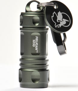 Pelican New Pelican Progear™ LED Flashlight with Battery in Green P0181000100135 at Pollardwater