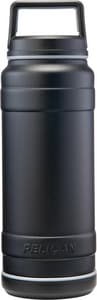 Pelican 32 oz. Traveler Bottle in Black PTRAVB032BLK