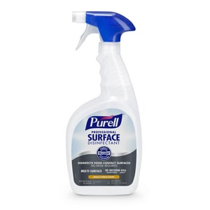 PURELL 32 oz. Professional Surface Disinfectant 3 Pack G3342043PK