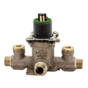 Pfister PermaBalance™ 1/2 in. NPT Pressure Balancing Valve P0X8340A