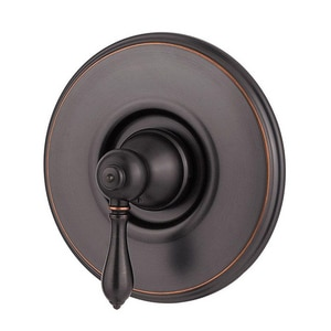 Pfister Marielle™ Valve Trim Only with Single Lever Handle in Tuscan Bronze PR891MBY