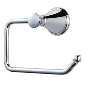 Pfister Saxton™ Concealed Mount and Wall Mount Toilet Tissue Holder in Polished Chrome PBPHGL1C