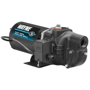 Wayne Water Systems 3/4 hp Shallow Well Jet Pump WSWS75