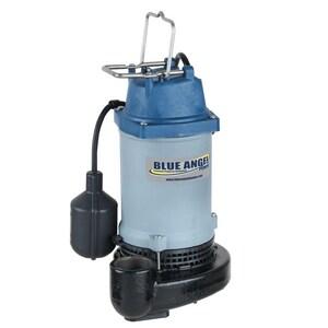 Wayne Water Systems 1/2 hp Effluent Pump W7004BLU1