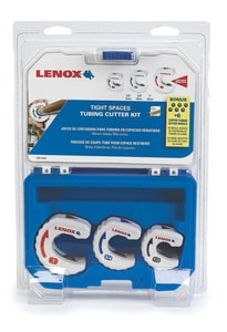 LENOX® Kit Aluminum Tight Spot Tubing Cutter Box L1861469