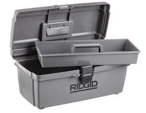 RIDGID A-3 Tool Box R59360