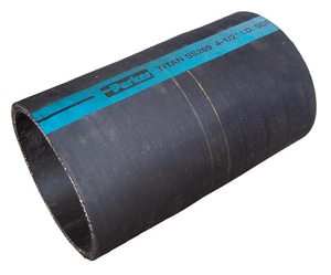 Abbott Rubber Co Inc 1-1/2 in. SDR 40 Blower Coupling Hose A2269187512 at Pollardwater