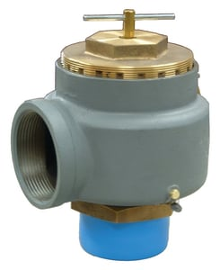 Kunkle Valve 2-1/2 in. Pressure Relief Valve K337J at Pollardwater