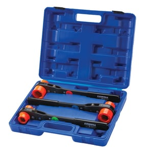 Lowell Corporation Double Shot Repair Kit 3 Piece L2136DSRP0000 at Pollardwater