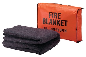 Logistics Supply Company 80 in. Fire Blanket L650200BR at Pollardwater