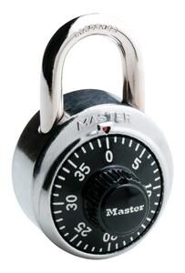 Master Lock 1-7/8 x 2 in. General Security Combination Padlock M1500LH at Pollardwater