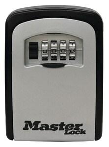Master Lock Wall Mount Combination Key Safe MAS5401D