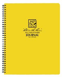 J L Darling LLC 11 in. Journal Side Spiral Notebook JR0393MX at Pollardwater