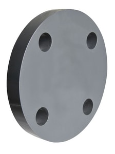 13-1/2 x 8 in. 33.1 lb. Flanged Cast Iron Straight Adapter ACIBFB14 at Pollardwater