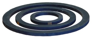 Abbott Rubber Co Inc 4 in. NPSH Hose Gasket 10 Pack ASRW40010 at Pollardwater