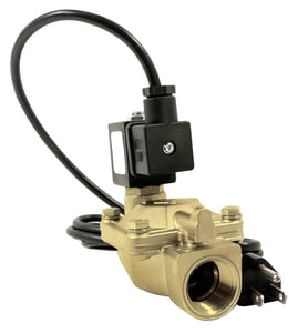 Atlantic UL Traviolet Promate™ 1 in. NPT Solenoid Valve A273121 at Pollardwater