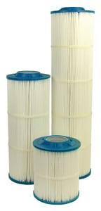 Harmsco Hurricane® 19-1/2 in. 150 Micron Filter Cartridge HHC90150 at Pollardwater
