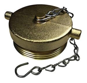 Lead Law Compliant 2-1/2 NST PIN LUG PUG W/ CHN S196PM250A0062RNL at Pollardwater