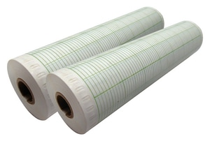 Graphic Controls LLC Strip Chart 4.2 in. X 50 ft. Roll No Range G00530949 at Pollardwater