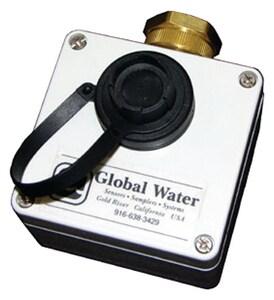 Global Water Instrumentation Garden Hose Pressure Logger 3/4 in. FGHT GPL200G at Pollardwater