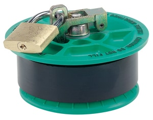 Cherne Monitor-Well® 6 in. Locking Plug C271691 at Pollardwater