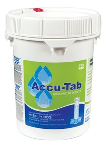 Axiall 43.5 lb. Chlorine Tablet 120 Pack AXI142 at Pollardwater