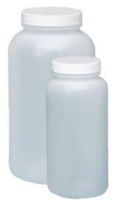 NASCO Wide-Mouth HDPE Bottles 500 mL 12/pk EB01243WA